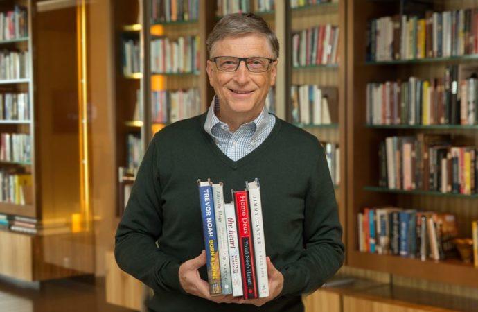 Ove knjige su napisali najbogatiji ljudi današnjice