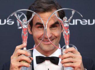 Federer i Serena Vilijams najbolji sportisti