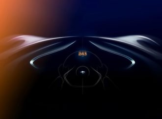 Meklaren najavio model brži od rekordnih 391 km/h