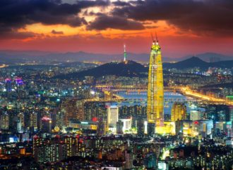 Seul: Miris kimčija pod neboderima
