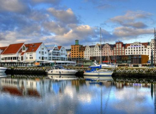 Norveška – prvo bezgotovinsko društvo