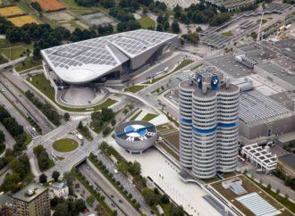 Profit BMW-a u petoj brzini
