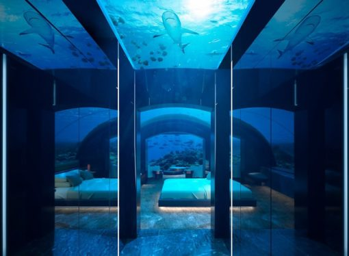 Plutajući hoteli su prošlost, Maldivi dobijaju nešto novo