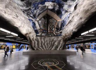 Stokholmski metro – najduža umjetnička galerija