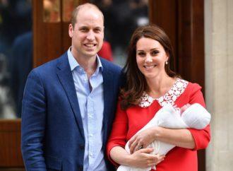 Kejt i Vilijam pokazali svijetu malog princa