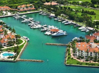 Da biste živjeli na ovom ostrvu morate imati prosječan dohodak od 2,5 miliona dolara