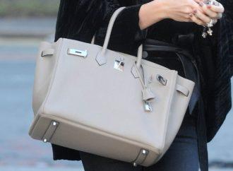 Hermes napravio torbu od čistog srebra