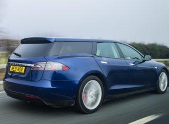 Luksuzni Tesla S dobio karavan verziju