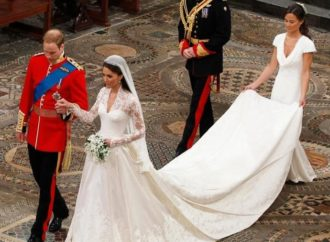 Kim nosila najskuplju vjenčanicu, a Melanijina se izrađivala čak 500 sati
