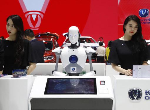 Kina polako postaje globalni lider u robotici
