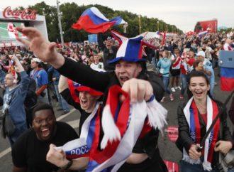 Rusi 'petardom' otvorili Mundijal uz zahvalu Putinu