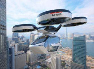 Audi i Airbus testiraju leteći taksi u Njemačkoj