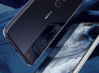 Nokia X6 'planula' za 10 sekundi