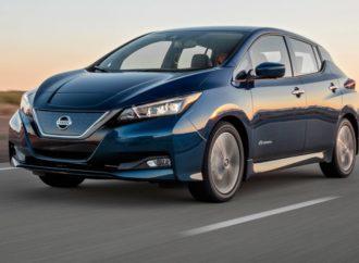 Nissan Leaf je najprodavaniji električni automobil u Evropi