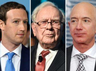 Koliko je potrebno najbogatijim ljudima da zarade vašu godišnju platu