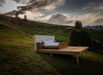Neobičan hotel – nudi sobe na otvorenom