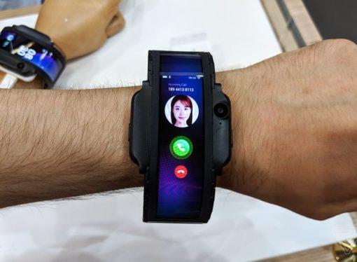 Da li ćemo u budućnosti mobilne telefone nositi kao satove?