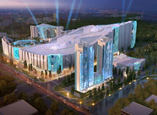 Šangaj dobija najveće indoor skijalište