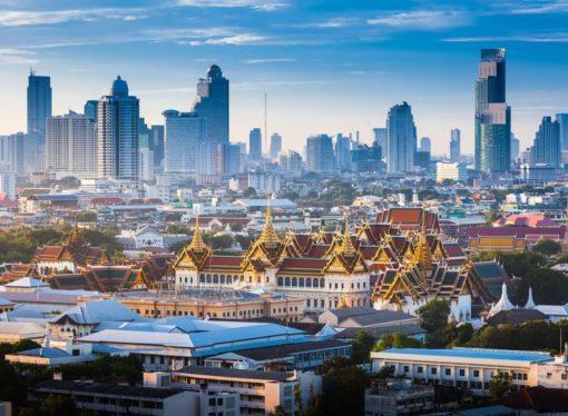 Tri najposjećenije destinacije: Bangkok, London i Pariz