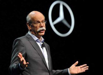 'Legendarni brk' predao Mercedes Šveđaninu