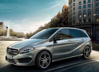 Danas stiže nova Mercedes B-klasa