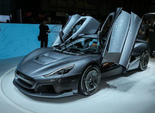 Kineska grupacija najavila veliku saradnju s Rimac Automobilima