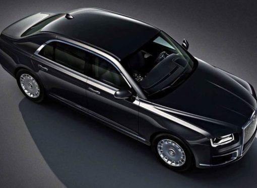 'Putinove' luksuzne limuzine rasprodate do 2021.
