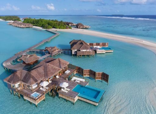 Prvi luksuzni podvodni hotel otvoren na Maldivima