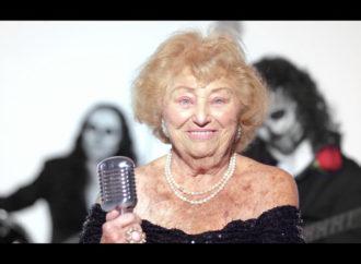 Ima 97 godina, a pjeva u metal bendu