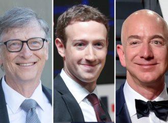 Najbogatiji ljudi svijeta izgubili desetine milijardi dolara