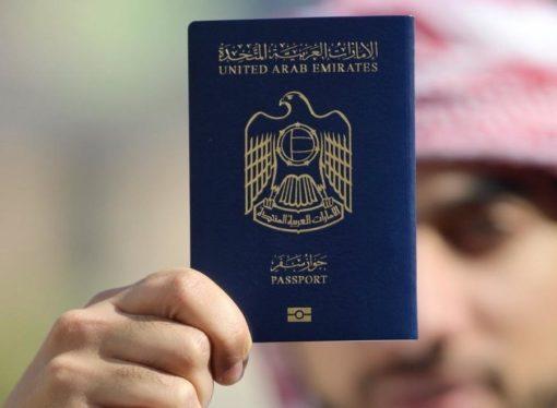 Ujedinjeni Arapski Emirati imaju najjači pasoš na svijetu