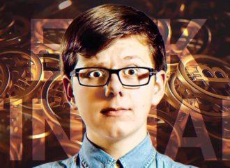 Tinejdžer koji se obogatio na kriptovalutama prognozira kraj bitkoina
