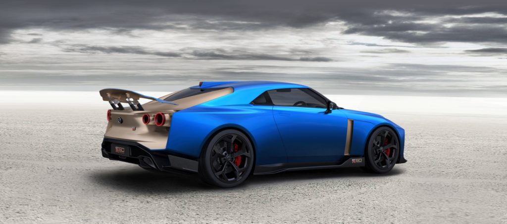 Nissan ha abierto las órdenes de pedidos oficiales para el Nissan GT-R50 de Italdesign.