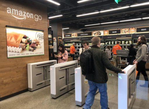Amazon otvara 3000 bezgotovinskih prodavnica