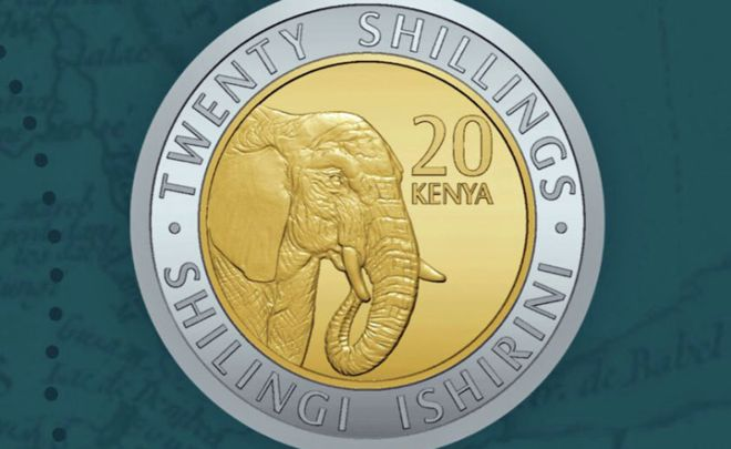 Novi izgled kenijskih kovanica: Životinje umjesto lidera
