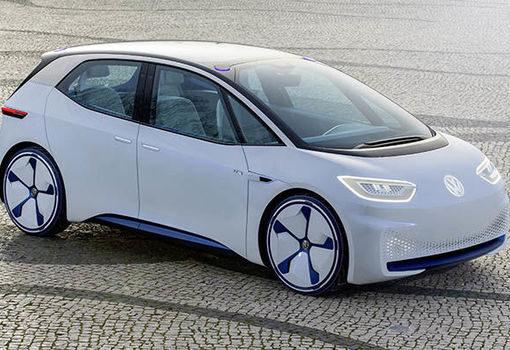 VW radi na gradskom I.D automobilu