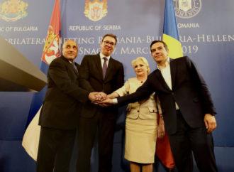"""Pala odluka u Bukureštu: Gradi se """"balkanski tok"""""""
