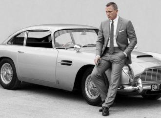 Džejms Bond vozi električni Aston Martin u novom filmu