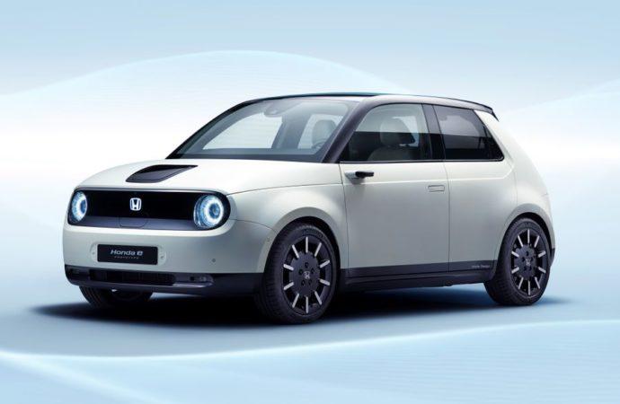 Sve Honde na evropskom tržištu biće elektrifikovane od 2025.