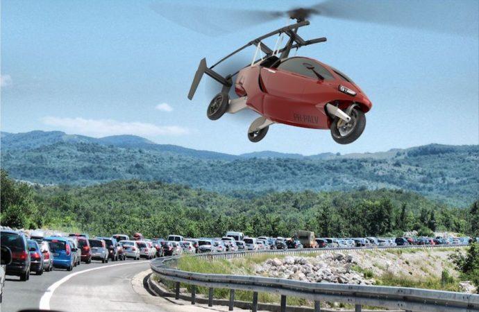 Imaju li leteći automobili budućnost?
