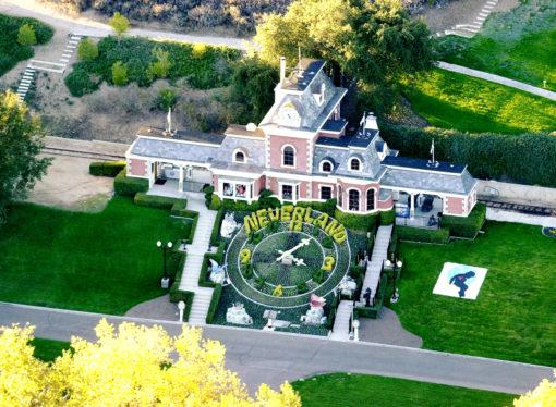 Ponovo na prodaju Neverland ranč Majkl Džeksona