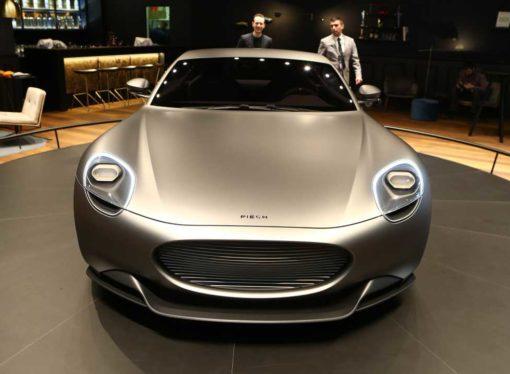 Ovo je električni automobil koji se puni za samo četiri minuta