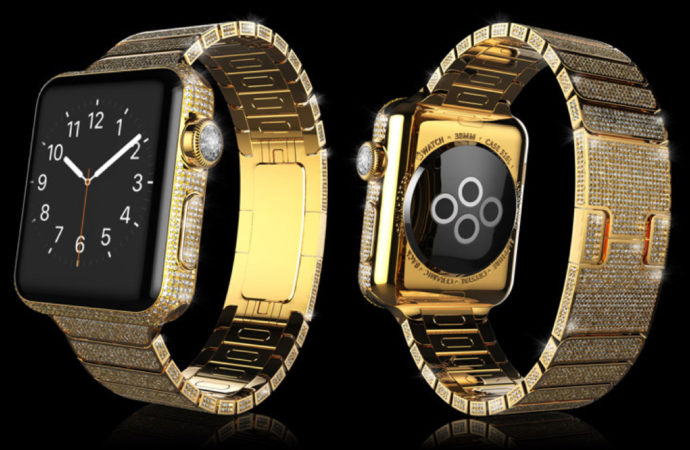 Apple sat koji košta više od Porschea