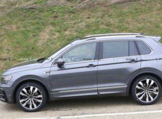 VW Tiguan R stiže na jesen – enigma da li sa 4 ili 5 cilindara