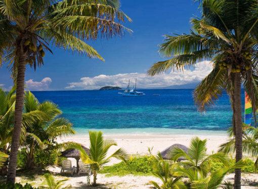 Rajsko ostrvo Fidži