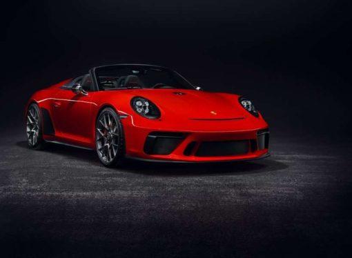 Porsche predstavlja 911 Speedster