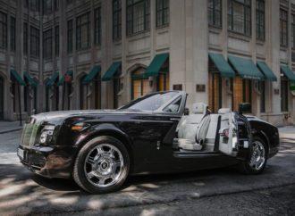 Rolls-Royce Phantom: Vila na točkovima