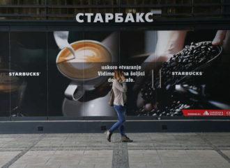 Starbucks otvorio svoj prvi kafić u Beogradu
