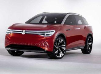 Volkswagen predstavio SUV budućnosti