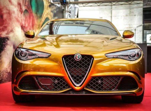 Alfa Romeo pronašao inspiraciju za novu boju u prošlosti